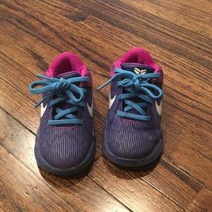 Toddler Girl size 8 Kobe sneakers